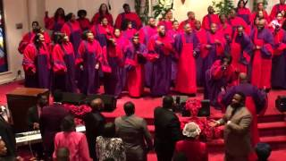 Hezekiah Walker & LFT Church Choir - Just In The Nick Of Time