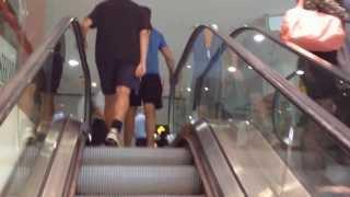 Otis Escalators @ Galleria, Melbourne
