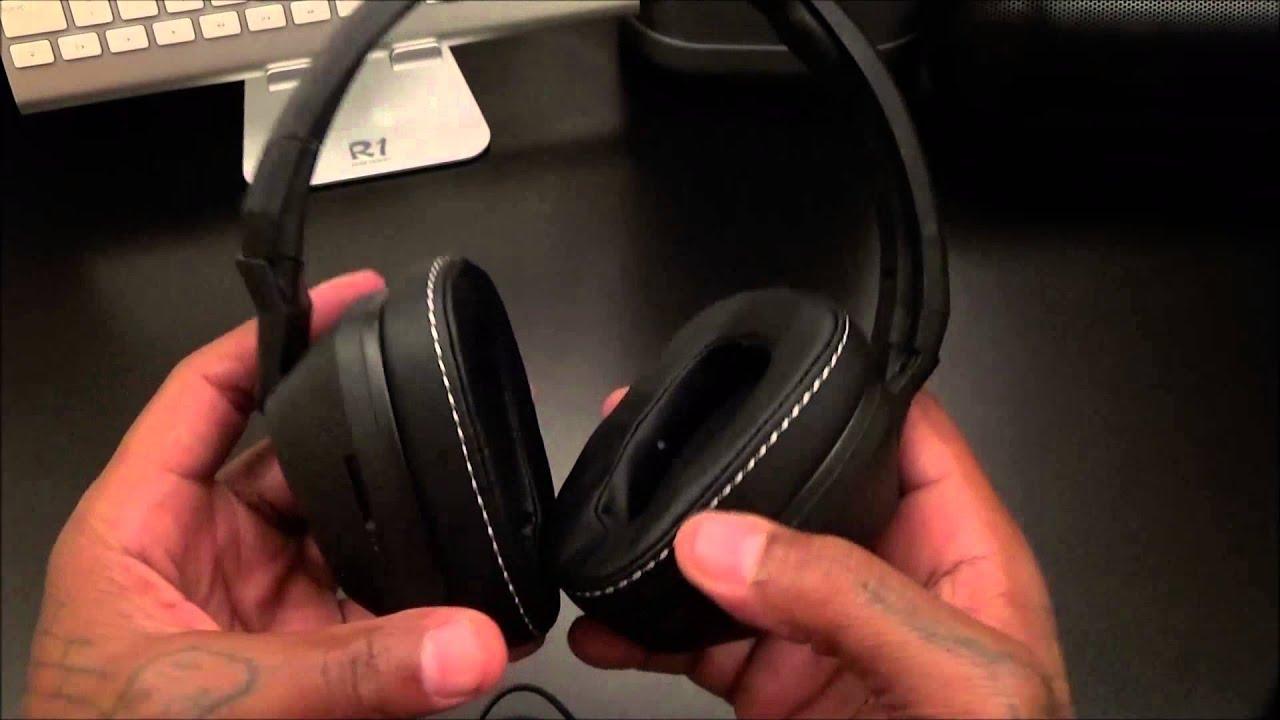 b68b5c3dd31 Skullcandy Crusher Over-Ear Headphones - Maximum Bass - YouTube
