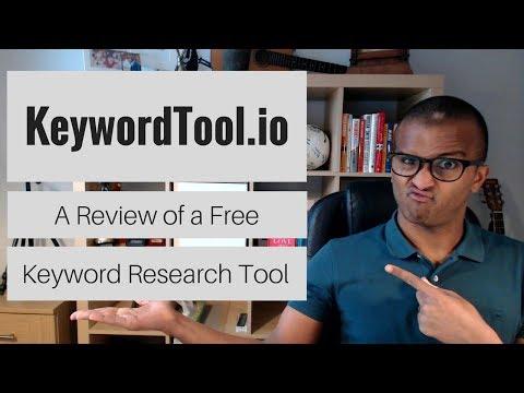 KeywordTool.io Review   An Alternative Keyword Research Tool
