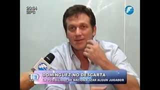 Pdte de la APF habla sobre las cualidades del nuevo DT de la Selección Paraguaya - 05/12/2014