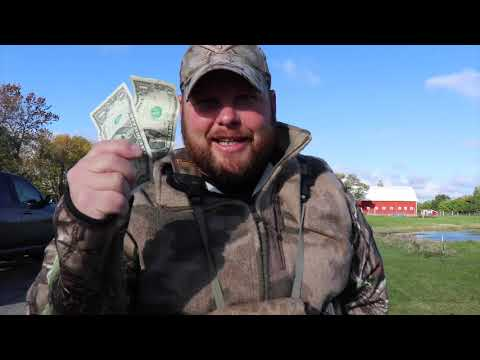 Devils Lake Waterfowl Hunt: Pat Kalmerton | EP. 1