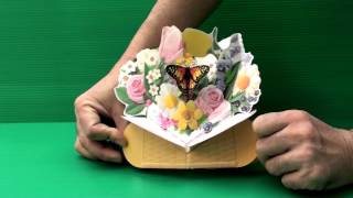 Amazing 3D Pop Up Cards - Greetings (Paper Sculpture Illustrated)