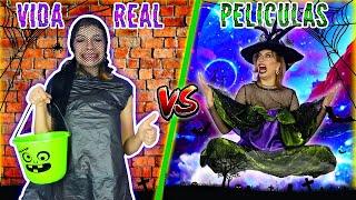 HALLOWEEN: EN LAS PELÍCULAS vs. LA VIDA REAL 🧙🏻♀️- Lulu99