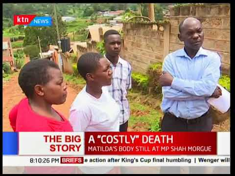 The Big Story: A 'costly' death after a woman is billed Shs 850000 for 10hrs at hospital