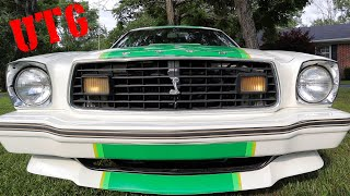 The Missing Link Mustang