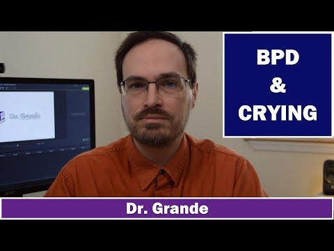 Borderline Personality Disorder & Crying | Is Crying Useful Diagnostically?