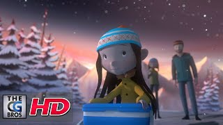 """CGI 3D Animated Short: """"The Girl & the Cloud""""  - by Studio AKA/Red Knuckles Production"""