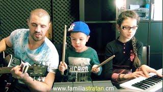 O piesa compusa de fam. Stratan special pentru Marcel Contulescu!
