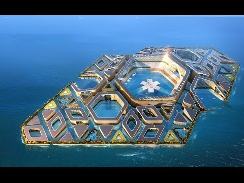 The Next Big Thing: China's floating city