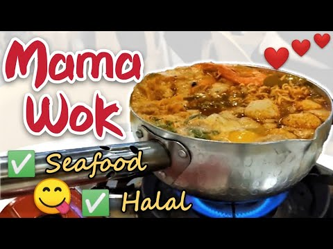 Flying Wok Seafood Halal Restaurant ENG SUB