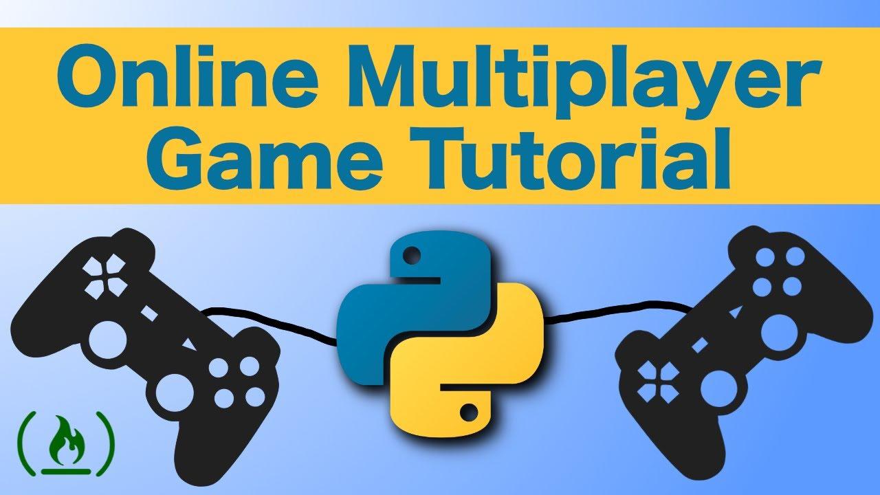 Python Online Multiplayer Game Development Tutorial