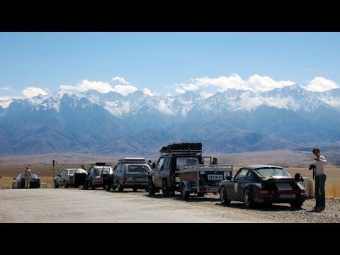 China Tours - New Silk Road Rallye nach China