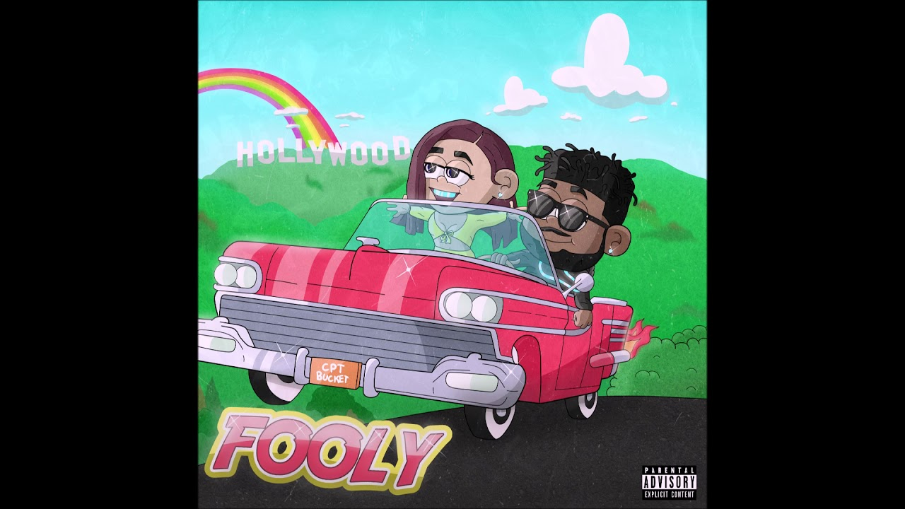 Bad Azz Becky- Fooly (Feat. Mouce) Official Audio
