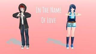 [MMD] Alec & Funneh - In The Name of Love
