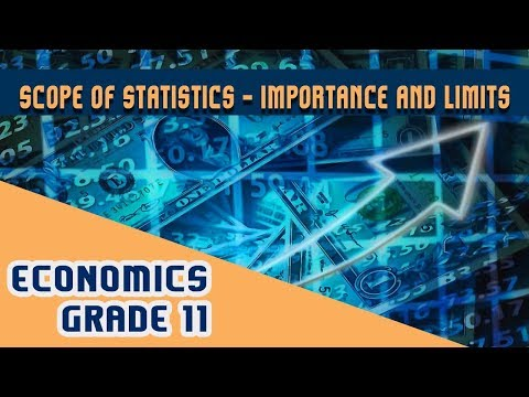 Statistics For Economics Chapter 2 Part 3 Meaning
