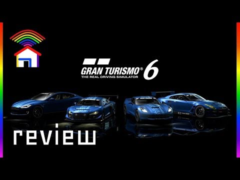 Gran Turismo 6 review - ColourShed