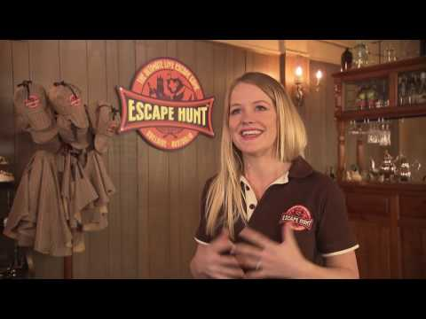 South Aussie with Cosi takes on Escape Hunt Adelaide escape rooms