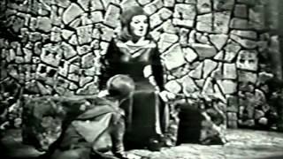 TRISTAN UND ISOLDE, FULL VIDEO - Nilsson, Windgassen, Topper, Hotter - Osaka, 1967