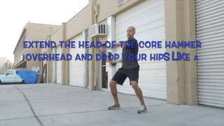 Sledgehammer Exercises: How To Swing A Sledgehammer For Fitness