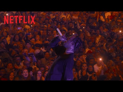 Le documentaire de Netflix sur Travis Scott s'annonce explosif