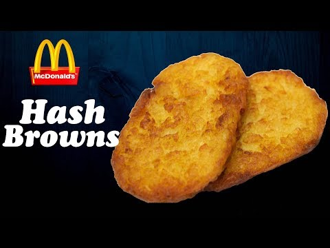 Make Breakfast : Hash Browns like McDonald's at home !! |Crispiest Hash Browns | Simply Yummylicious