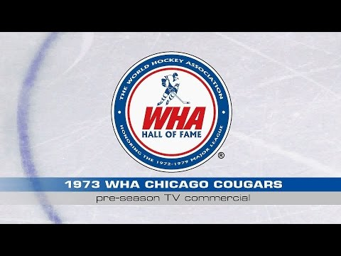 HD WHA Chicago Cougars 1973 promotional film