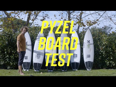 Pyzel Board Test | Von Froth Episode 15