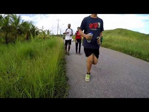 Port of Spain Hash House Harriers - RUN 968 Foress Park, Claxton Bay, Trinidad