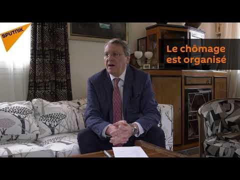 Jacques Nikonoff: «Tout est pourri dans le système financier»