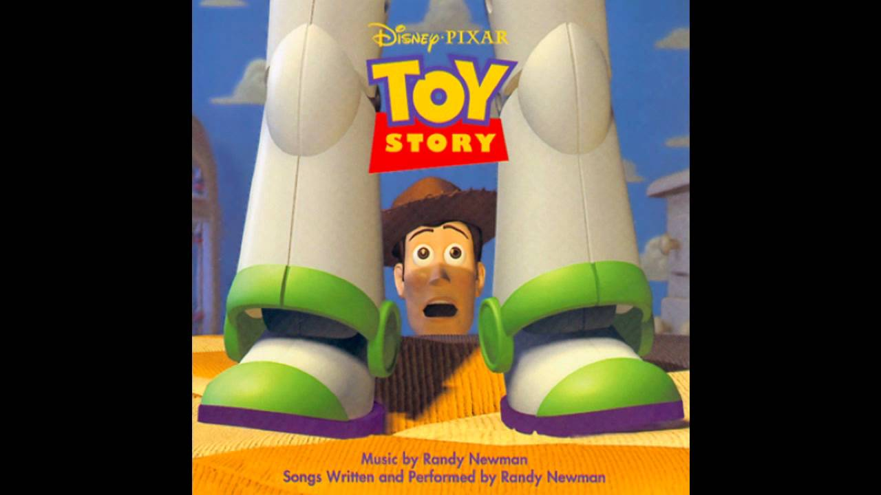 Toy Story Soundtrack 01 You Ve Got A Friend In Me Youtube