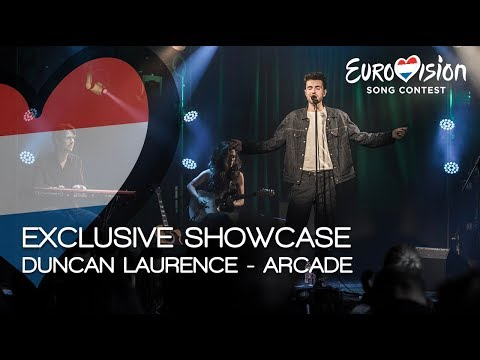 Duncan Laurence - Arcade (Acoustic) | Exclusive Showcase