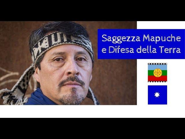 Por la tierra, la vida y la libertad. Videoconferenza di Mauro Millian, leader spirituale Mapuche.