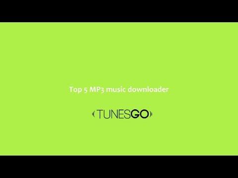 Top 5 MP3 music downloader |TunesGo|