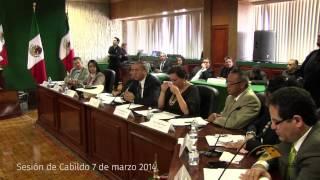Sesión Cabildo 7 marzo