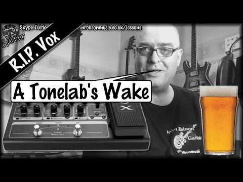 Wake For A Tonelab - Live Stream