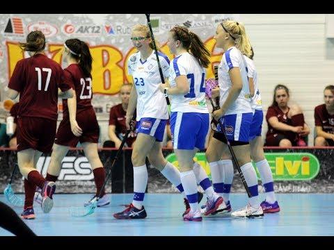 Maalikooste: TU19 Latvia  - TU16 Suomi 3-10