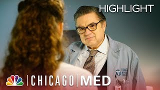Chicago Med - Conquering Fear (Episode Highlight)