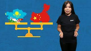 Фото Сколько Центральная Азия должна Китаю