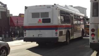nice bus 2002 ex foothill transit orion v cng 1006 n6 bus 169th street hillside avenue