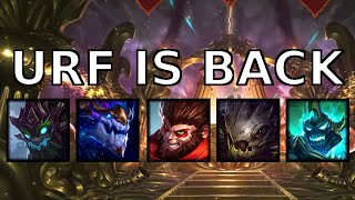 URF IS BACK !