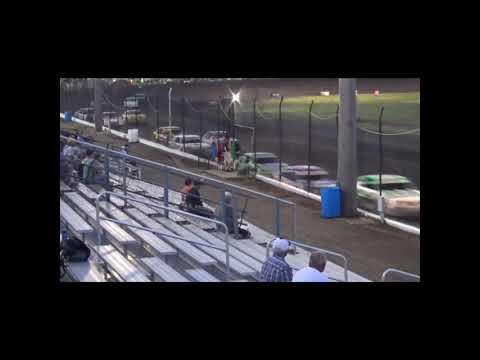 Stock Car Amain @ Hancock County Speedway 07/19/19
