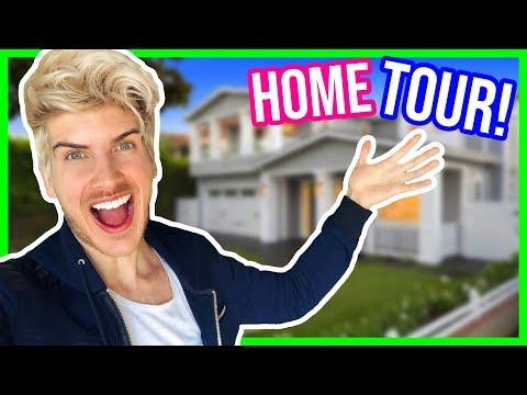 HOUSE TOUR 2018! *emotional*