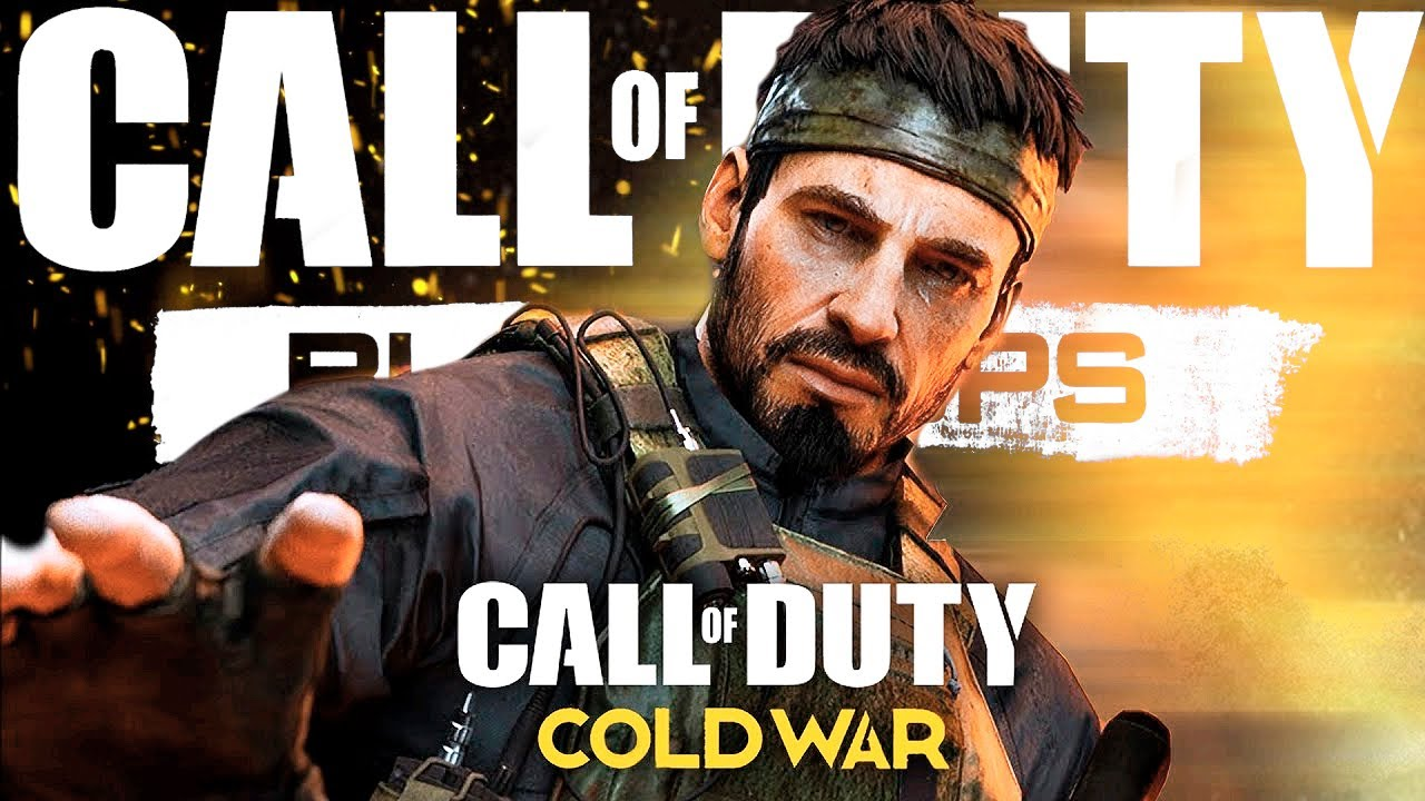 TREYARCH REVELA CALL OF DUTY BLACK OPS COLD WAR 2020 - AlphaSniper97