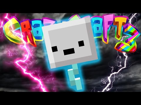 Minecraft Crazy Craft 3: LEGENDARY CLOUD PET HUNT with Lachlan! #30