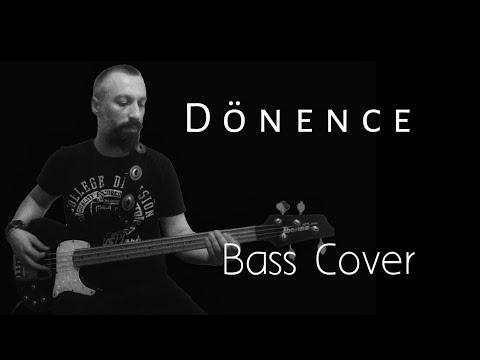 Umut Yenilmez - Dönence Bass Cover ( Barış Manço - Orijinal versiyon)