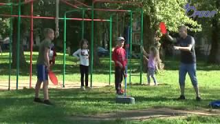 В Сланцах состоялось игровое мероприятие, проводимое в рамках областной акции «Неделя здоровья»