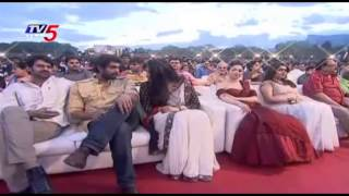 Baahubali - the beginning audio launch - part 2 | prabhas, rana, rajamouli, keeravani : tv5 news