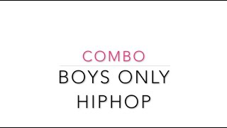 HipHop Combo   Boys