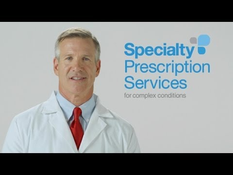 CVS/pharmacy Specialty Prescription Services